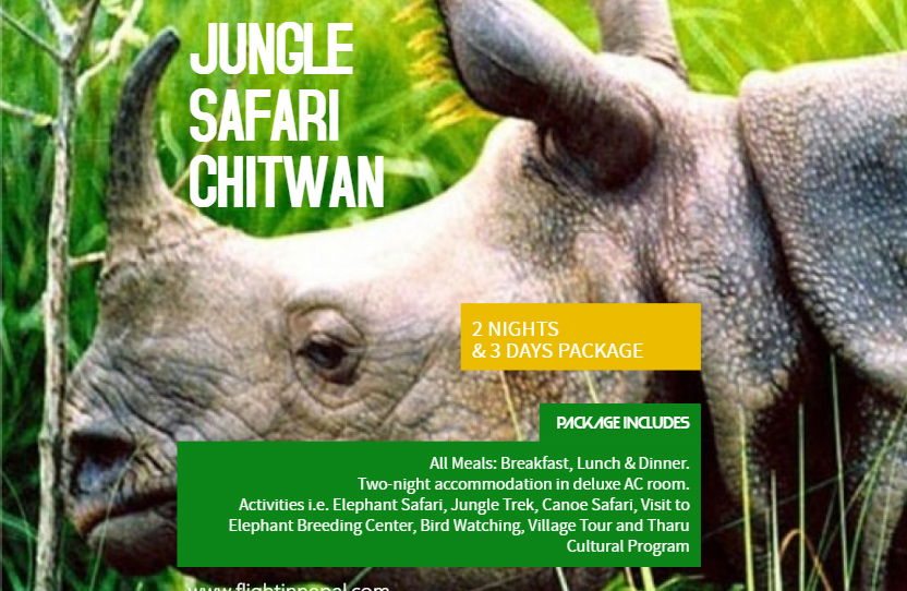 Jungle Safari Chitwan