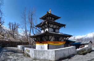 Pokhara to Jomsom Flight Ticket Booking